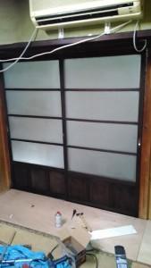 1階窓アフター