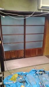 1階窓ビフォー1