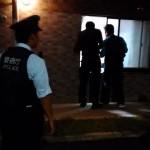 警察密着18時半(´Д` )