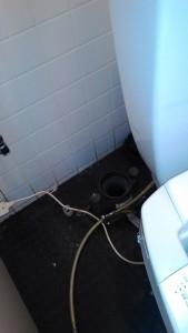 トイレ配管