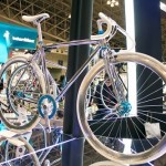 自転車で通勤するんです(^^)/してるんです(^^)/写ルンです|д゚)